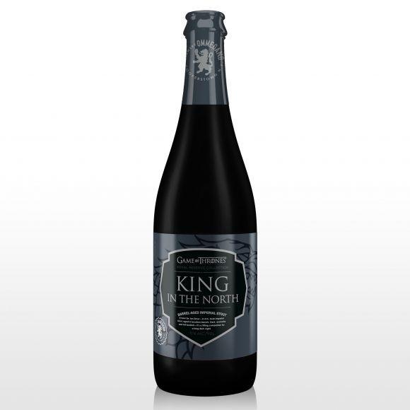 King in the North Birra Jon Snow