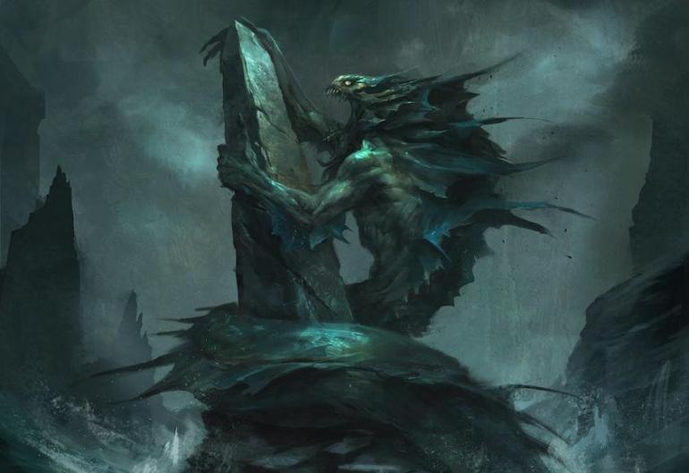 THE NECRONOMICON GAMEBOOK: Dagon