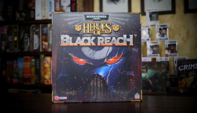 Warhammer 40000: Heroes of Black Reach – Recensione