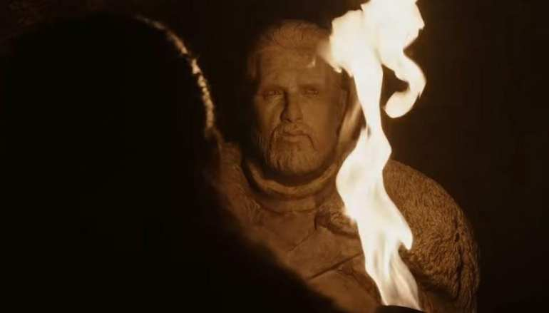 Statua di Jon Snow