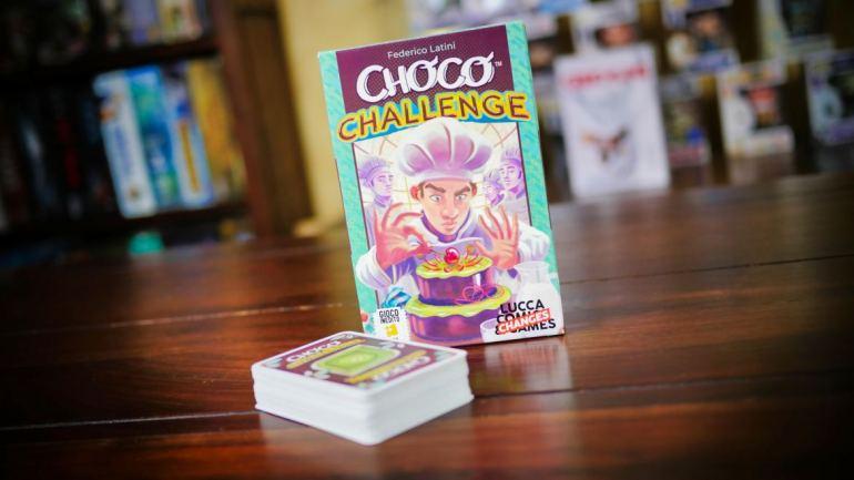 Choco Challenge 1