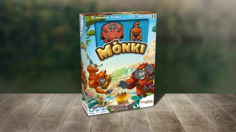 Monki playagame
