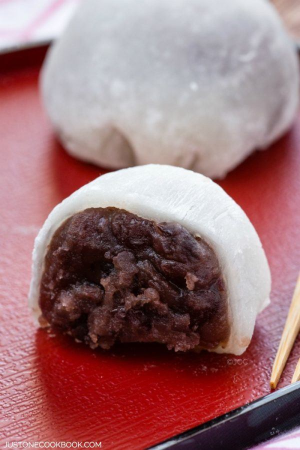 Daifuku 大福 • Just One Cookbook