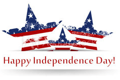 Celebrating Independence and Personal Freedom July 4th