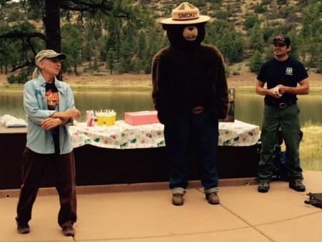 08-10-2015_Smokey Bear appearance