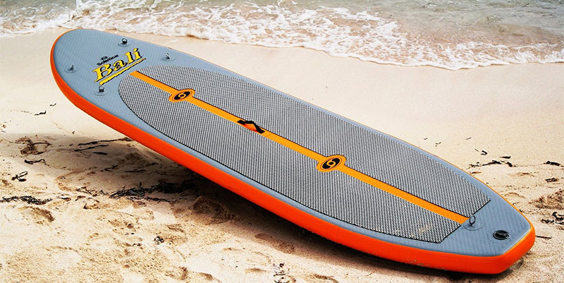 Solstice Bali 10-Feet 8-Inch Inflatable Stand-Up Paddleboard Review