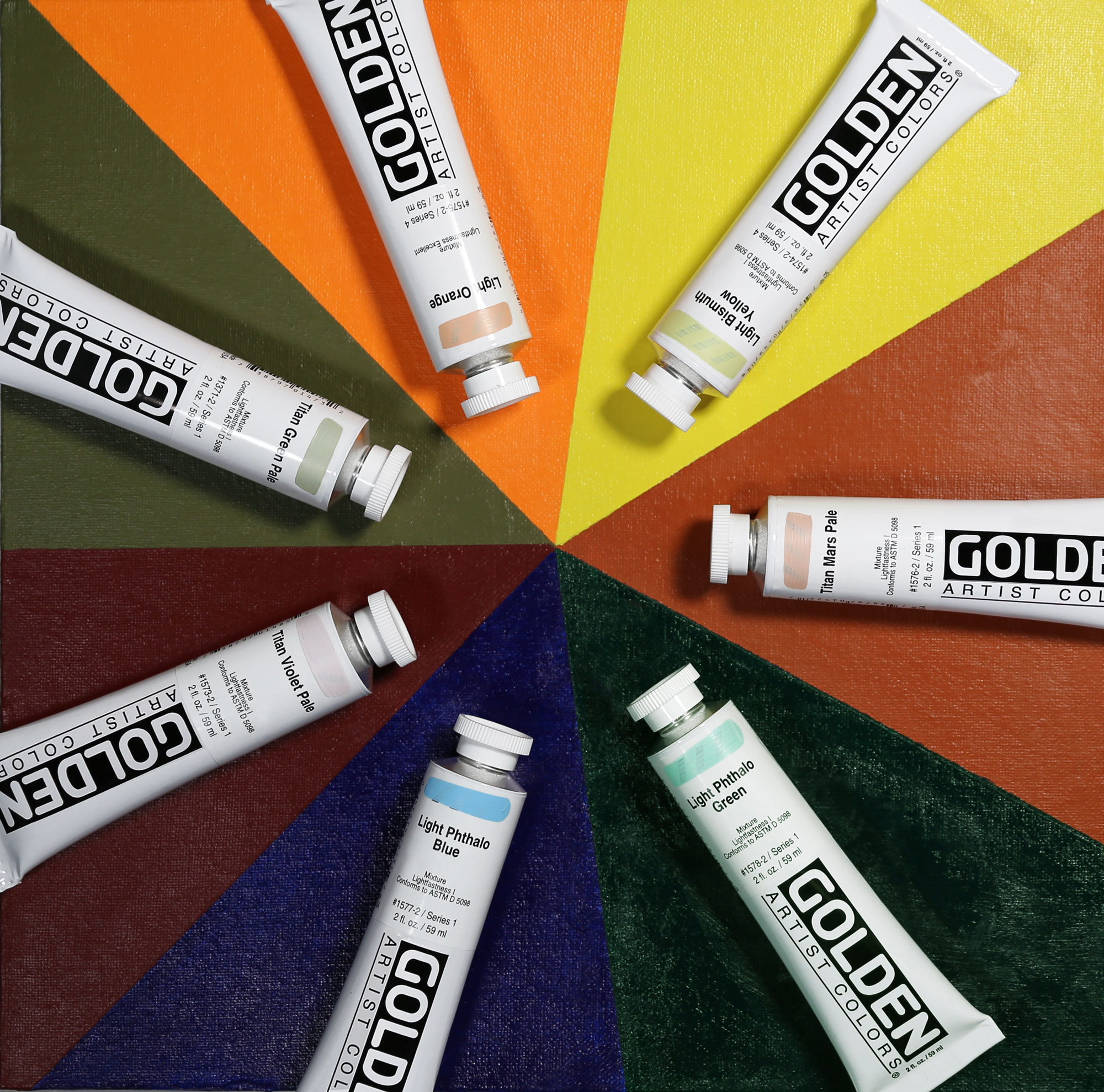 Crafts Careful 2 Oz Heavy Body Acrylic Color Paints Color Light Violet Other Art Supplies