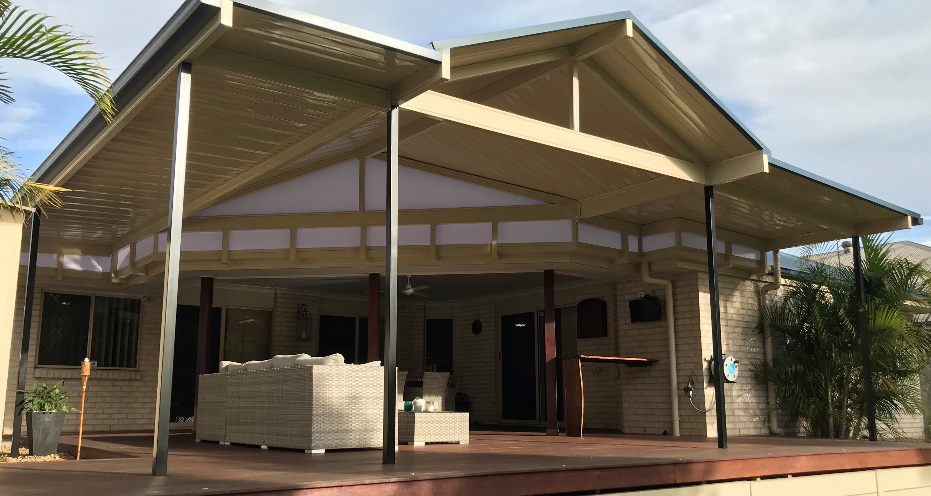 patio roofing in brisbane the