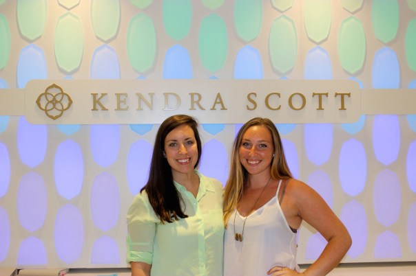 Kendra Scott Color Bar Party - Just Peachy Blog