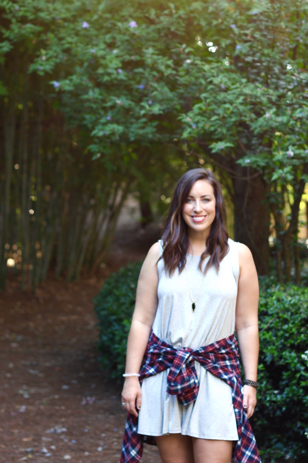 Fall Transition With Flannel Just Peachy Blog