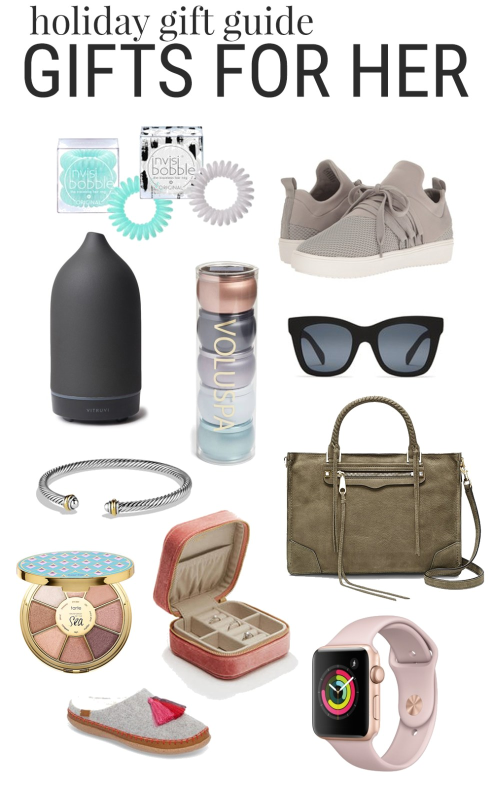Holiday Gift Guide for Her | Christmas Gift Ideas for Women