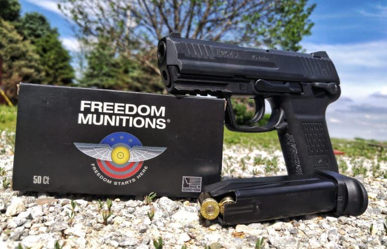 JP HK45c Review