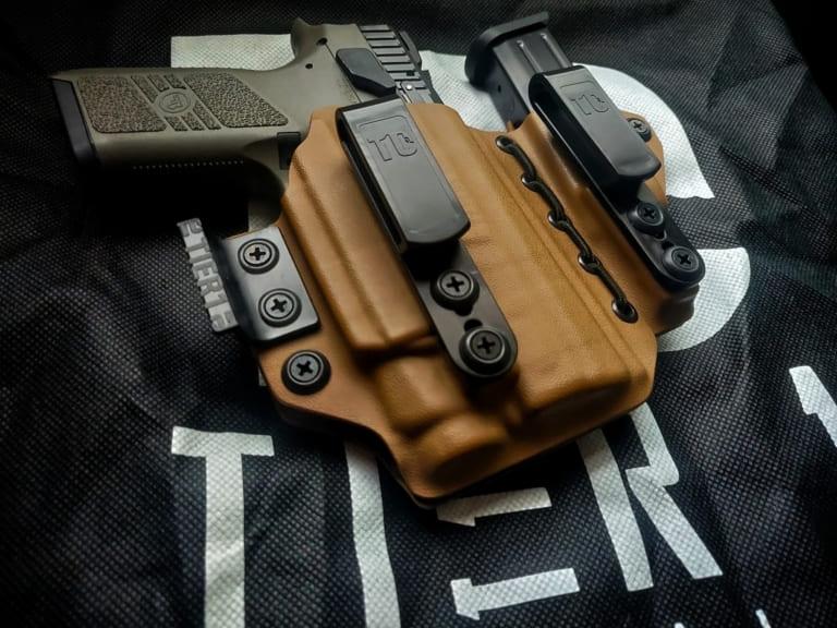 JP CZ P07 Tier 1 Concealed Axis Slim