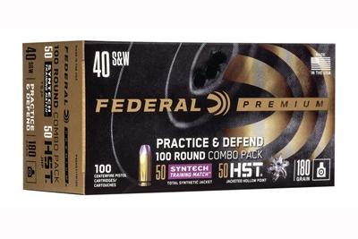 Federal 40SW