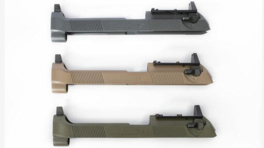 Langdon Tactical Optic Ready Slide Colors