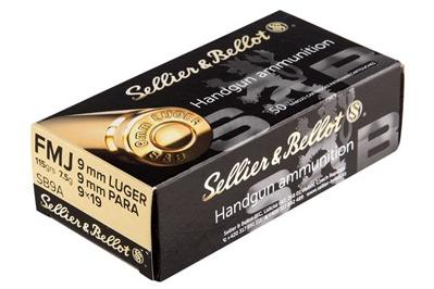 Sellier Bellot 9mm