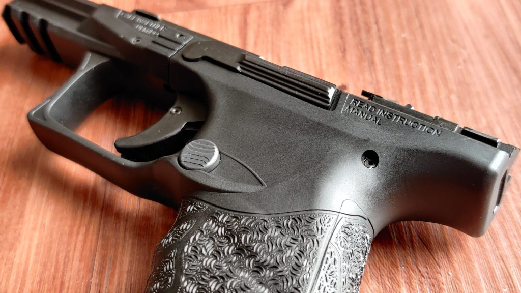 Walther PPQ M2 Controls