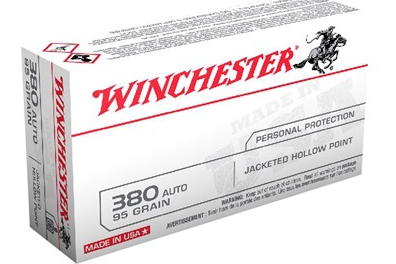 Winchester 380ACP