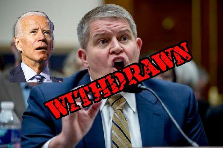 Biden Withdraws David Chipman as ATF Director Nominee