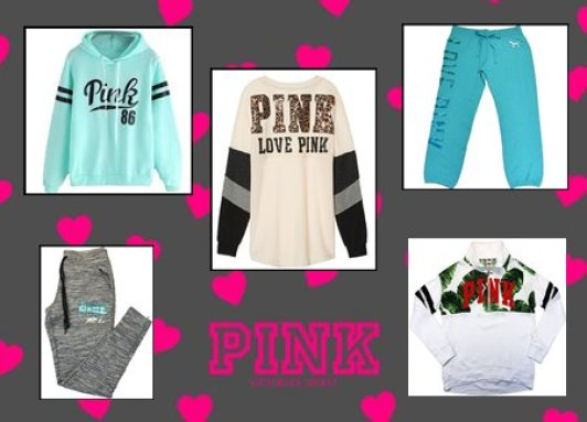 c099d6c80c71 10 REASONS WHY WE LOVE VICTORIA SECRET S PINK COLLECTION