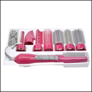 PINK Hot And Cold Wind Mini Foldable Hair Dryer - Just Pink About It