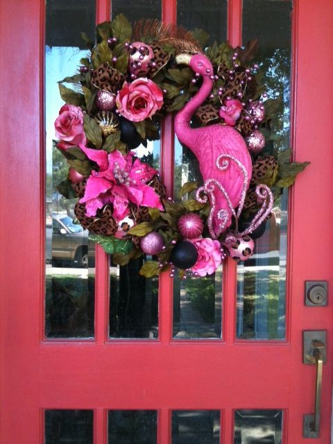 DIY Pink Flamingo Home And Yard Decor | Just Pink About It on Flamingo Backyard Decor id=73276