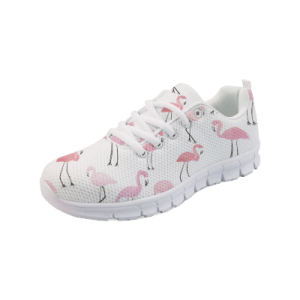 Women's Flamingo Print Breathable Fashion Sneakers