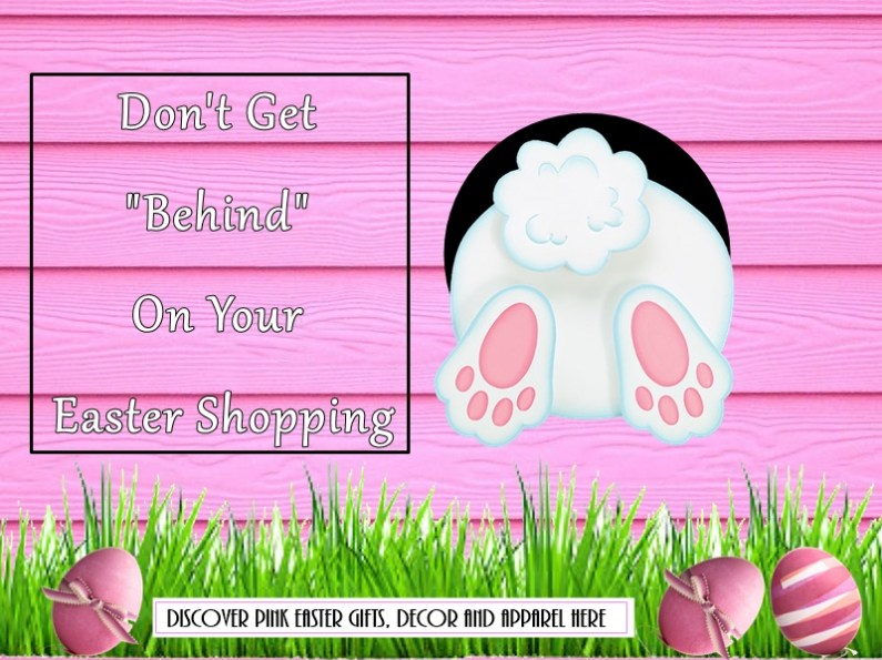 Ideas for pink easter bunny gifts and decor just pink about it bunny theme phone cases negle Image collections