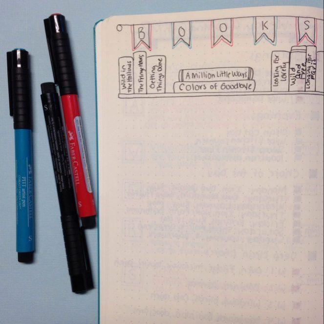 Using a Bullet Journal for Hobbies and Leisure