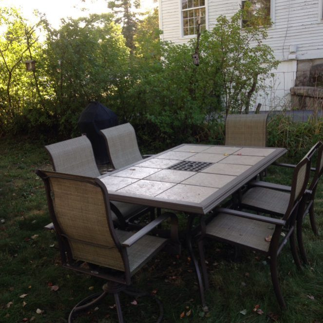 Fall Cleaning: Storing Outdoor Furniture