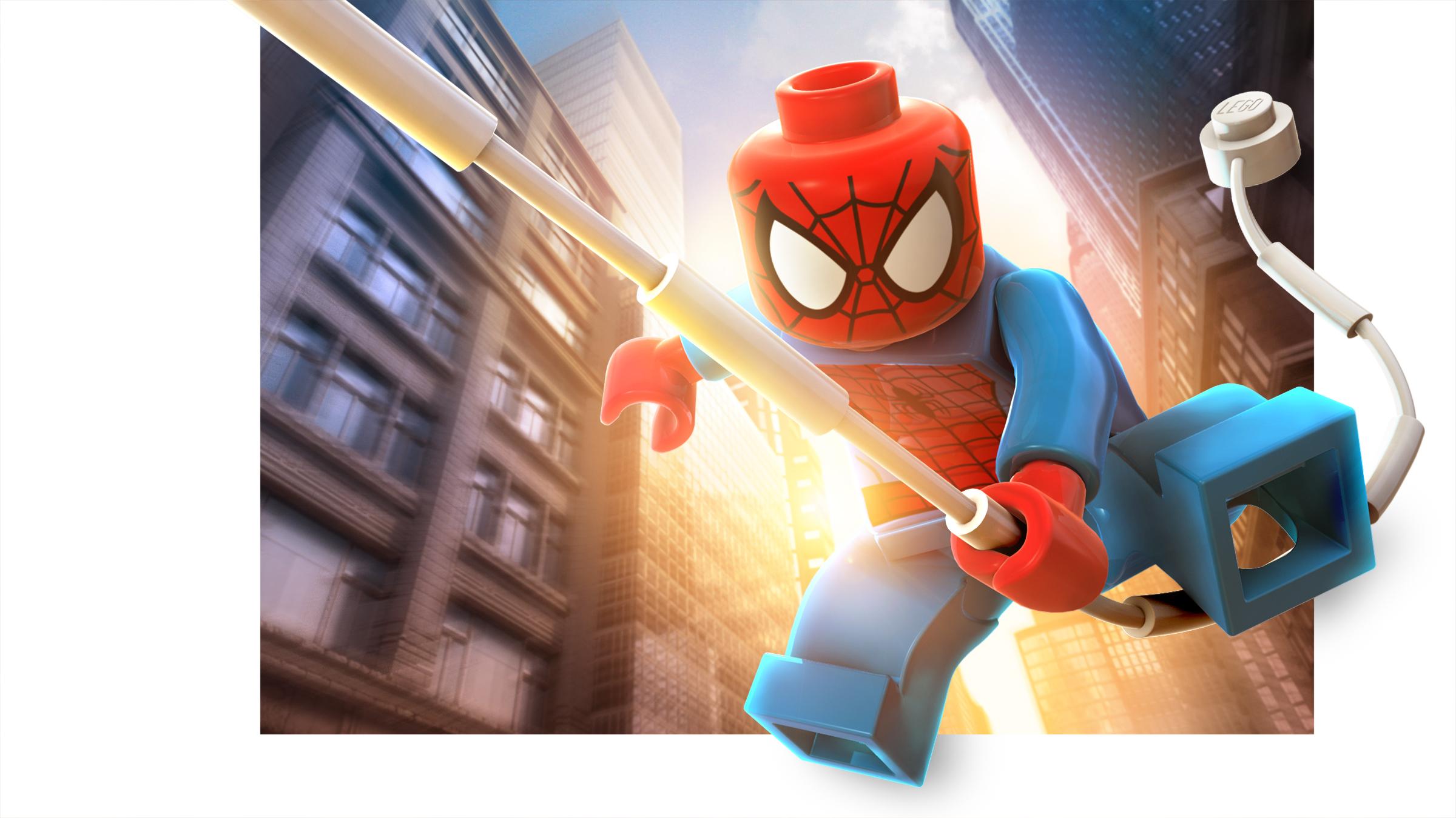 LEGO Marvel Super Heroes Character Renders Amp Concept Art