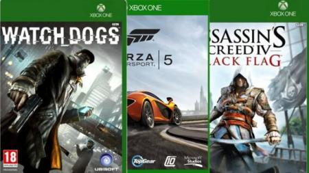 First Party Xbox One Games Will Still Cost  60 xbox one games