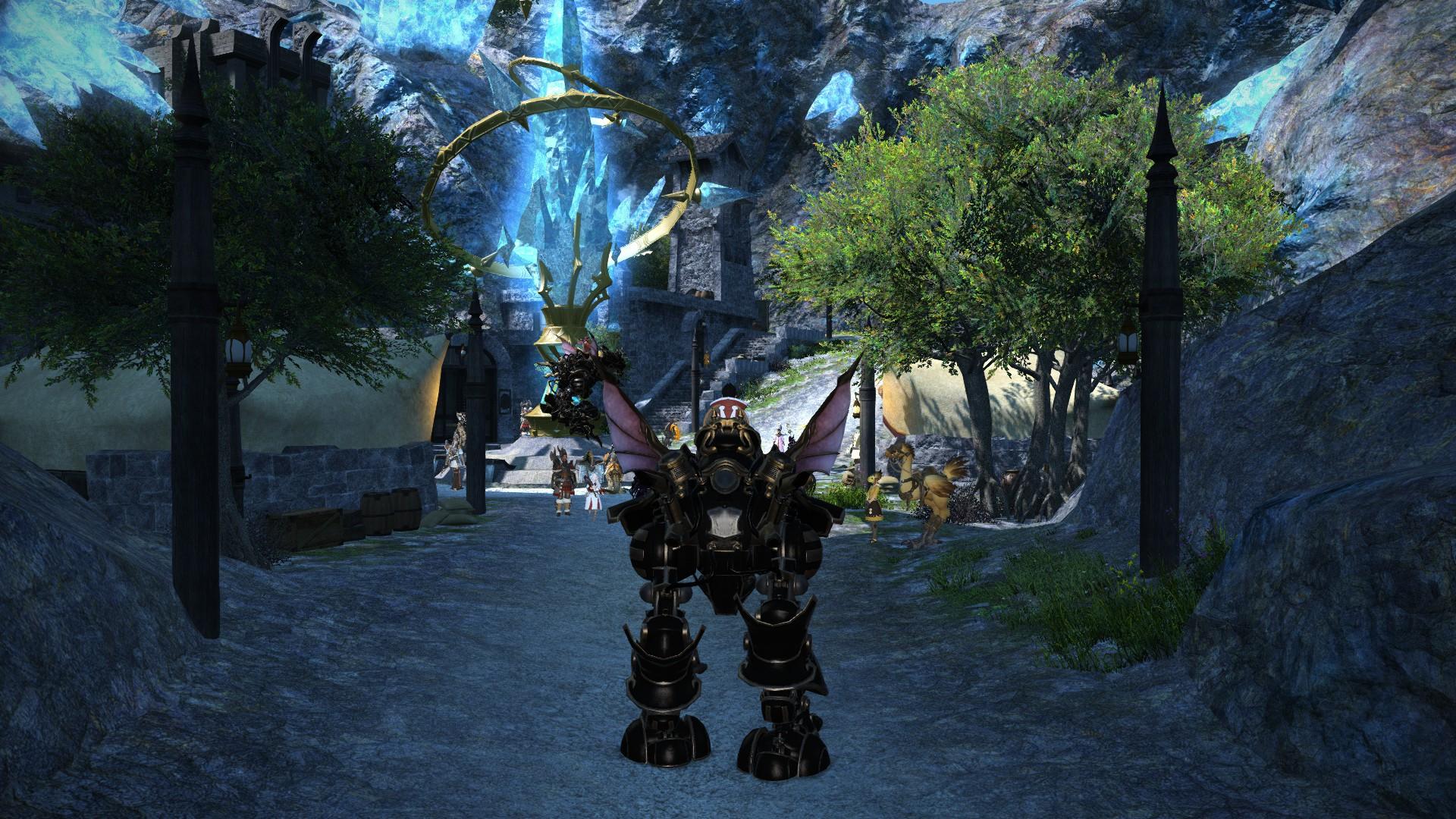Final Fantasy XIV Guide Acquiring The Magitek Armor Mount
