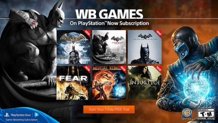 Get a 12 Month PlayStation Now Subscription for  99