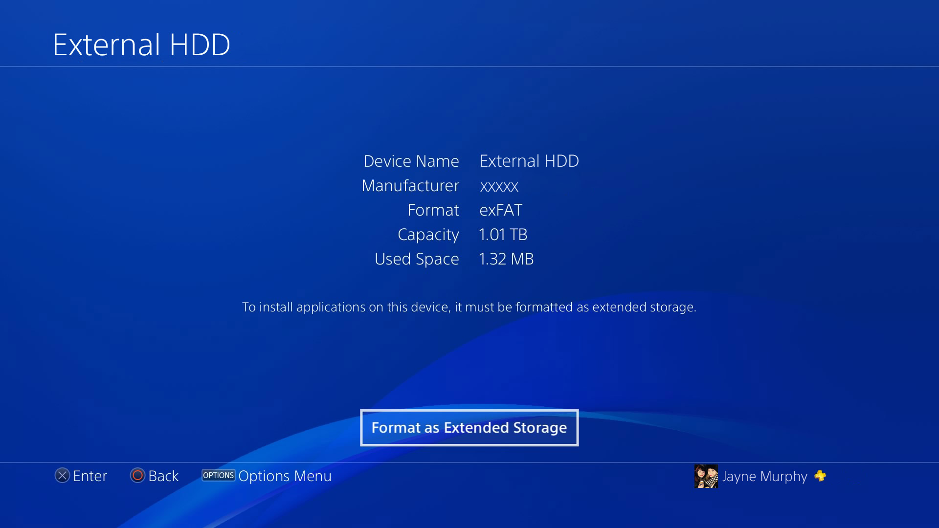 PS4 System Update 450 With External Hard Drive Support