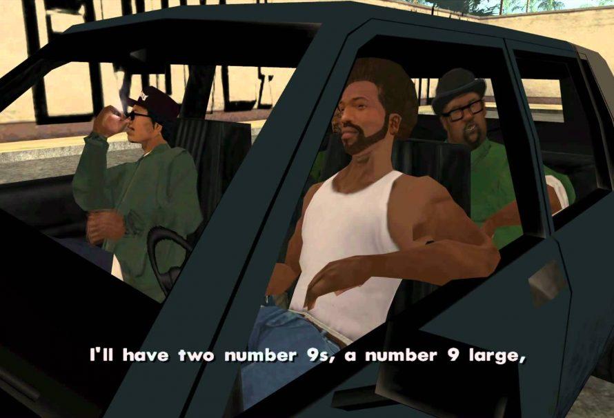 Grand Theft Auto San Andreas Big Smoke S Death Youtube