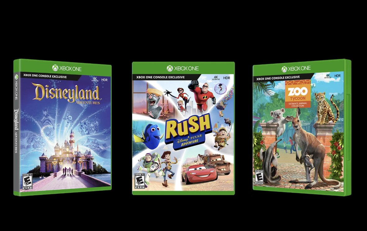 Zoo Tycoon And More Getting Re Released On Xbox One Just