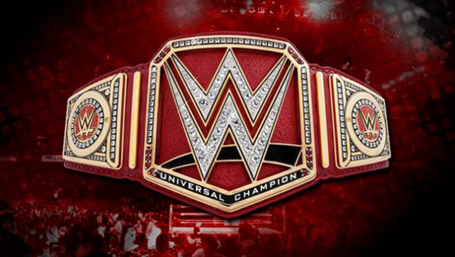 All Championship Title Belts Listed In WWE 2K18 Just