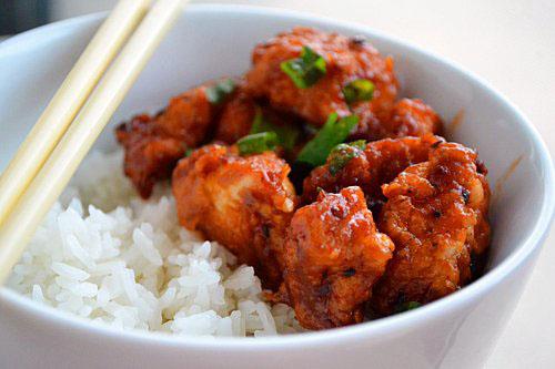 general tso chicken recipe with chili sauce