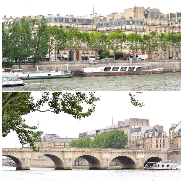 Seine Collage