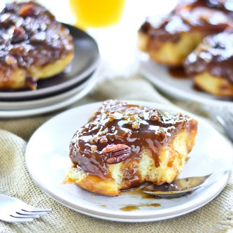 Flour Bakery Sticky Buns + Anniversary…and a GIVEAWAY! {GIVEAWAY CLOSED}