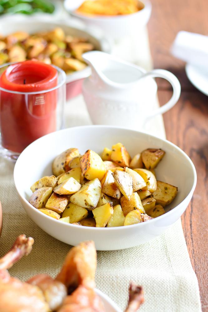 Roast Potatoes 3