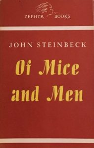 John Steinbeck - Of mice and men