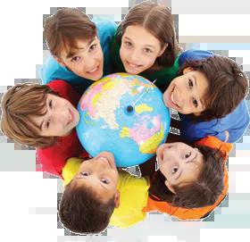 Resultado de imagem para Crianças bilíngues apresentam melhor desempenho escolar