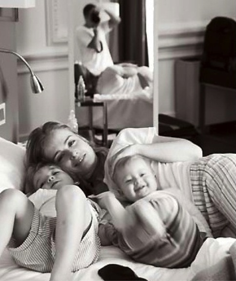 Angélica fala sobre seus filhos - Just Real Moms