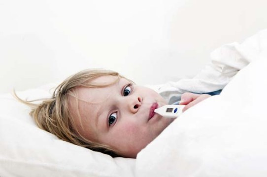 Convulsão Febril em Crianças - Just Real Moms
