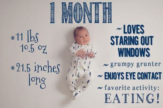 peso do bebe com 5 meses de vida