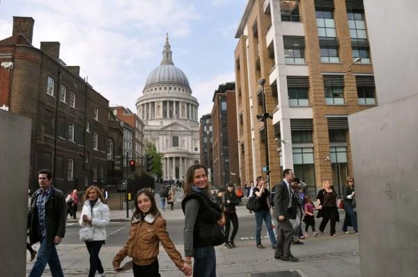 Londres com crianças - Just Real Moms