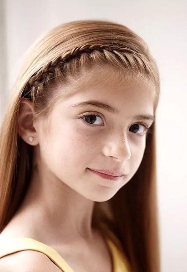 Penteados para as meninas - Just Real Moms