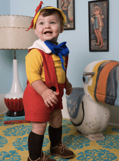 Fantasia infantil de Robin Wood